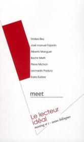 Meeting ; Le Lecteur Ideal - Couverture - Format classique