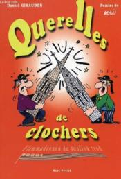 Querelles De Clochers - Couverture - Format classique