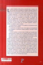 L'audience. rituels et cadres spatiaux dans l'antiquite et le haut moyen age. - 4ème de couverture - Format classique