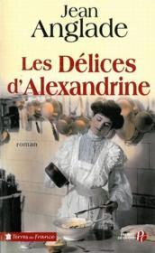 Les délices d'Alexandrine - Couverture - Format classique