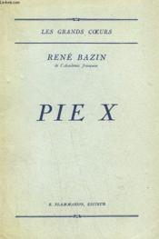 Pie X. - Couverture - Format classique