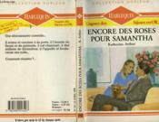 Encore Des Roses Pour Samantha - Send Me No Flowers - Couverture - Format classique