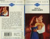 Liaison Secrete - A Very Secret Affair - Couverture - Format classique