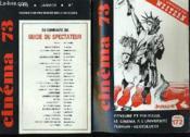 Cinema 73 N° 172 - L'Univers Du Western - Censure Et Politique - Le Cinema A L'Universite - Ferreri - Bertolucci - Couverture - Format classique