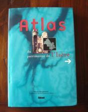 Atlas Du Patrimoine De L'Isere - Couverture - Format classique