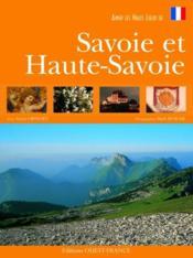 Aimer les hauts lieux de Savoie et Haute-Savoie - Couverture - Format classique