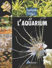 Encyclopédie visuelle de l'aquarium - Couverture - Format classique