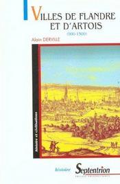Villes De Flandre Et Arto - Intérieur - Format classique