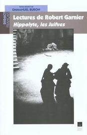 Lectures De Robert Garnier - Intérieur - Format classique
