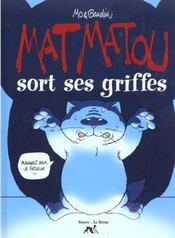 Matmatou T.2 ; Matmatou Sort Ses Griffes - Intérieur - Format classique