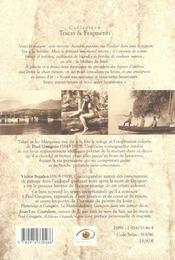 Hommage à Gauguin, l'insurgé des Marquises - 4ème de couverture - Format classique