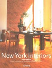 New-york interiors - Couverture - Format classique