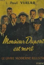 Monsieur Dupont Est Mort - Couverture - Format classique
