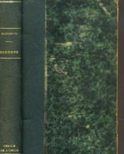 Moderne - Couverture - Format classique
