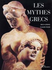 Les mythes grecs - Intérieur - Format classique