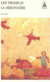 La Heronniere - Couverture - Format classique