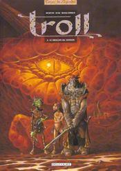 Troll t.2 ; le dragon du donjon - Intérieur - Format classique