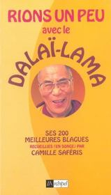 Rions Un Peu Avec Le Dalai-Lama - Intérieur - Format classique
