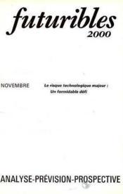 F0turibles 2000 N.28 Novembre 1979 - Couverture - Format classique