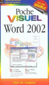 Poche Visuel Word 2002 - Intérieur - Format classique