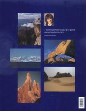 Montagnes - 4ème de couverture - Format classique