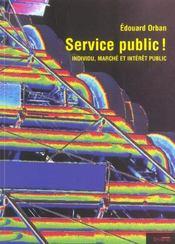 Services publics ! - Intérieur - Format classique