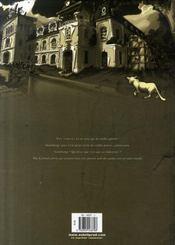Les chemins d'avalon t.2 ; brec'hellean - 4ème de couverture - Format classique