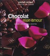 Chocolat mon amour - Intérieur - Format classique