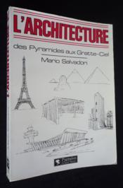 L'Architecture - Couverture - Format classique