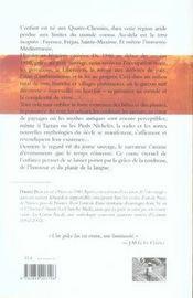 Le sauvage des quatre-chemins - 4ème de couverture - Format classique