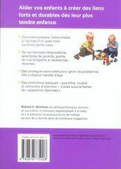 Freres et soeurs - 4ème de couverture - Format classique