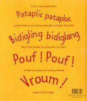 La Vieille Guimbarde - 4ème de couverture - Format classique