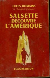 Salsette Decouvre L'Amerique. - Couverture - Format classique