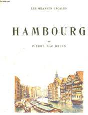 Les Grandes Escales - Hambourg - Couverture - Format classique
