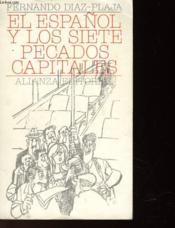 El Espanol Y Los Siete Pecados Capitales - Couverture - Format classique