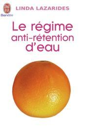 Livre - Le Regime Anti-Retention D'Eau - Linda Lazarides