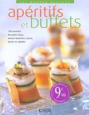 Aperitifs Et Buffets - Intérieur - Format classique