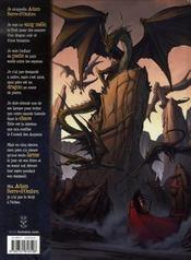 Dragonseed t.2 ; l'étreinte du griffon - 4ème de couverture - Format classique