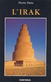 L'Irak - Couverture - Format classique