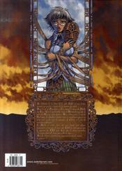Le bleu du ciel t.1 ; dame lucifer - 4ème de couverture - Format classique
