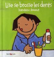 Lise se brosse les dents - Intérieur - Format classique