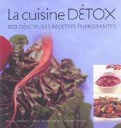 Cuisine detox (la) - Intérieur - Format classique