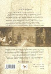 Bernardin de Saint-Pierre ; voyages à l'île Maurice et à la Réunion - 4ème de couverture - Format classique