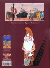 Tommy egg t2 portvissen - 4ème de couverture - Format classique