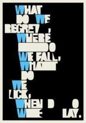 Vente  What do we regret, where do we fall, what do we lick, when do we lay  - Federico Pepe