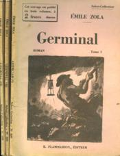 Germinal. En 3 Tomes. Collection : Select Collection N° 309 - Couverture - Format classique