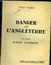 Danger Sur L'Angleterre - Couverture - Format classique