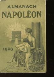 Almanach Napoleon 1930 - Couverture - Format classique