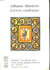 Albums Illustre - Livres Cadeaux - Couverture - Format classique