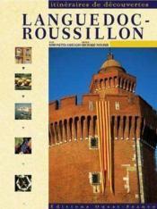 Languedoc Roussillon - Couverture - Format classique